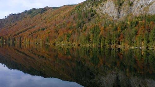Beautiful Austrian Autumn Lake 13