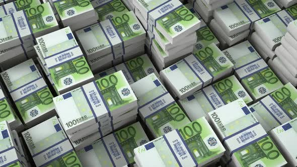 Thumbnail for Euro Banknotes Money Bills