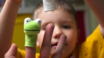 Puppet Crafts Indoor Crafts for Kids