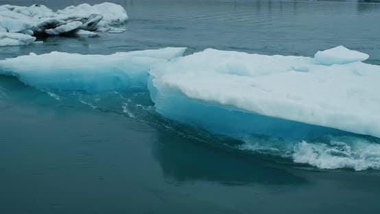 Thumbnail for Jokulsarlon Glacier Lagoon in Iceland