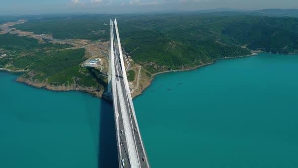 Thumbnail for Aerial View Bridge