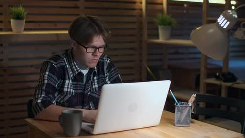 Creative Business Team Business Project Hipster Businessmen Remote Work Freelance Working