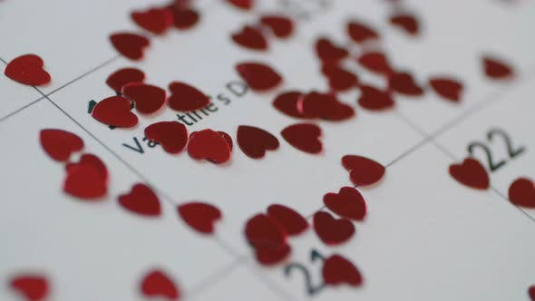 Thumbnail for Valentine's Day Calendar
