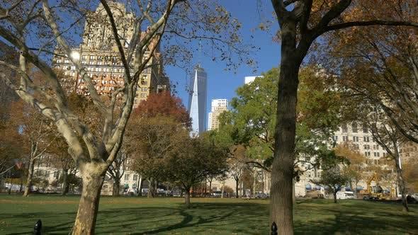 Thumbnail for Battery Park, New York City