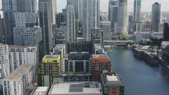 Thumbnail for Docklands London